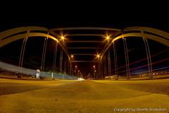 the bridge (Henrik Scodellaro) Tags: olympus brücke kiel em1 gablenzbrücke