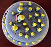 Minions - my wife's creation (Makro Paparazzi) Tags: blue food yellow cake nikon birthdaycake torta minions cakedecoration hrana kolac ukrasi d7000 nikon18105mmf3556vr nikond7000 rodjendanskatorta