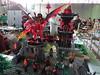 IMG_8063 (Festi'briques) Tags: montagne dragon lego exposition fantasy nancy hotdogs caverne fantastique 2015 scoubidou festibriques ludibriques