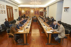 Primeira reunião da XI Comissão Parlamentar