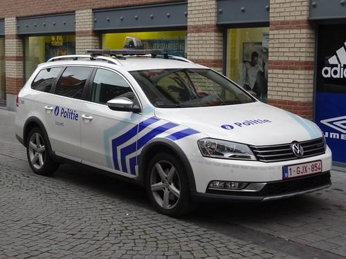 """Volkswagen Passat Alltrack """"Politie"""""""