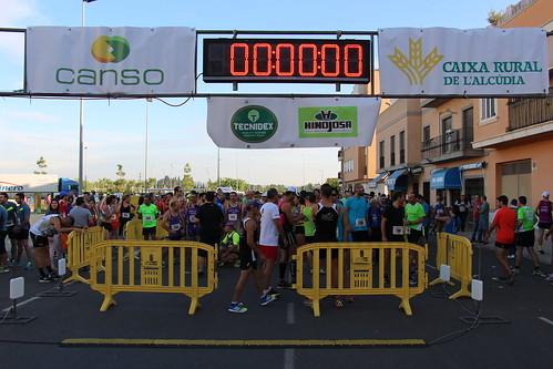 II Media Maratón del Kaki - L'Alcúdia (04-10-2015)