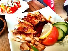 Teriyaki Chicken from Sushi Tei in Vivo City (Rachel Toh) Tags: food chicken meat teriyaki sushitei