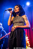 Jessica Hernandez & The Deltas @ Saint Andrews Hall, Detroit, MI - 12-05-15