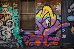 (th3butcherofbilbao) Tags: street art melbourne caper