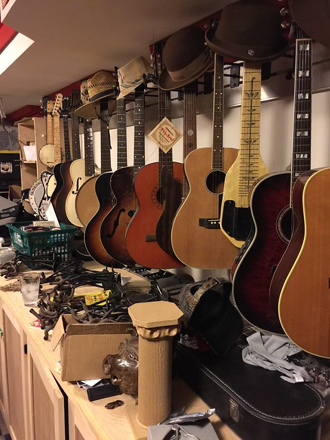 How Many Guitars Does One Need?  (Just One More)