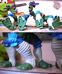 "Nickelodeon ""HISTORY OF TEENAGE MUTANT NINJA TURTLES"" FEATURING LEONARDO -  'NINJA TURTLES: THE NEXT MUTATION' LEONARDO vii / ..with Original N.M. LEO '97 (( 2015 )) (tOkKa) Tags: nickelodeon tmnt teenagemutantninjaturtles historyofteenagemutantninjaturtlesfeaturingleonardo toys figures leonardo 2015 displaystand playmatestoys toysrus toysrusexclusive moviestartmnt toontmnt ninjaturtlesthenextmutation 4kidstmnt tmnt2003 tmntmovie4 paramountsteenagemutantninjaturtles varnerstudios 2007 1992 1993 1988 2006 2005 2014 2012 tmntfastforward paramountteenagemutantninjaturtles tmnt2014movie eastmanandlairdsteenagemutantninjaturtles comic toonleo turtlemilkstudios davearshawsky imagesrctokkaterrible2zcom"