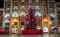Advent u Rijeci (Milan Z81) Tags: christmas city night advent croatia grad hrvatska no rijeka boi korzo
