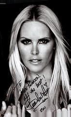 Gena Lee Nolen signed photo to Ken Pearson Austin TX (Ken Pearson Austin TX) Tags: actress baywatch kenpearsonaustintx genaleenolensignedphoto