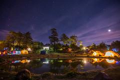Fushoushan Farm (Taichung City) starring sky (Kelvin Wun) Tags: camping lake star nikon taiwan taichung    d610  fushoushan