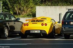 Lotus Exige (aguswiss1) Tags: lotusexige lotus exige sportscar supercar racer racecar fastcar yellowcar