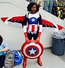 DSC_0558 (Randsom) Tags: nycc 2016 newyorkcomiccon nycomiccon javitscenter october nyc newyorkcity cosplay costume fun comicbooks comicconvention marvelcomics avengers captainamerica superhero hero redwhiteblue america july4 patriotic invaders heroine superheroine falcon africanamerican redlips shield wings female