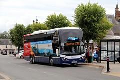 54258 YY65SXV Stagecoach Western (busmanscotland) Tags: 54258 yy65sxv stagecoach western yy65 sxv volvo plaxton elite b11r interdeck west scotland