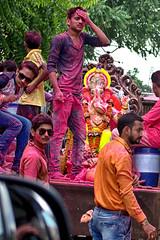 India Day 6 - Festival (krapzapper) Tags: krapzapper pentax k3 india rajasthan ganesh festival music wisdom celebration elephant god