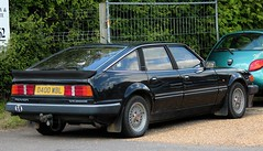 D400 WBL (Nivek.Old.Gold) Tags: 1986 rover 3500 vitesse sd1