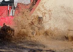 Mud splash (Lars Plougmann) Tags: ruggedmaniac extremesports mud splash texas dale unitedstates us dscf7506