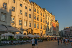 Golden Hour (stevefge) Tags: krakow poland people candid reflectyourworld sun golden