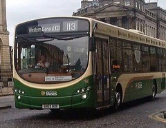 Lothian Country Buses 198 SN62 BUF (CYule Buses) Tags: wrighteclipse lothiancountrybuses 198 sn62buf