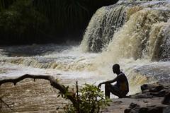 Banfora Waterfall, Burkina Faso (Antonio Cinotti ) Tags: nikond7100 nikon d7100 nikon1685 progettofolle02 banfora waterfall cascadesdebanfora cascades burkina burkinafaso africa