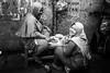 Local girls having lunch (Samuel Gmehlin) Tags: black white jakarta indonesia southeastasia nikond610 2470mm street eating smiling watching 雅加達 印尼 印度尼西亞 吃飯 黑白 微笑 街道 東南亞 东南亚 印度尼西亚 雅加达 人 当地 當地 people jilbab hijab women woman veil