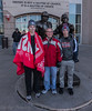Nathan Nick Travis photo (Codydownhill) Tags: football game huskers big red sports portrait trophy brother dad