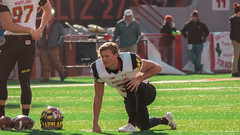 #3 maryland (Codydownhill) Tags: football game huskers big red sports portrait trophy brother dad