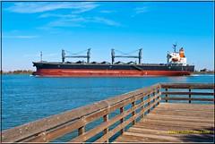 Sea Confidence 1526 LR (bradleybennett) Tags: cargo vessel ship shipping delta water river ocean tanker antioch seaconfidence sea confidence port stockton
