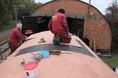 B783708 Restoration-74 [2737]. (Jamerail) Tags: vanwide b783708 moretononlugg
