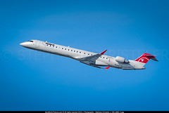 SEA.2009 # XJ & NW - CRJ900 N928XJ - awp (CHRISTELER / AeroWorldpictures Team) Tags: pinnacle airlines northwest airlink canadair crj900lr crj900 regional jet cn 15190 n928xj ge engines montréal ymx canada mesaba xj nw nwa delta air lines connection dl 9e cabin endeavor takeoff seattle sea ksea wa washington airport seatac usa nikon d80 lenses zoom nikkor 70300vr lightroom lr raw