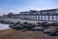 Southwold Pier (Kevin 'Sweeney' Todd) Tags: pier rocks beach southwold