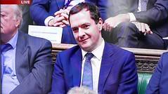 2016 1123 003 (PLX100) George Osborne; Autumn Statement (BBC2) (Lucy Melford) Tags: panasoniclx100 parliament houseofcommons autumnstatement chancellor george osborne