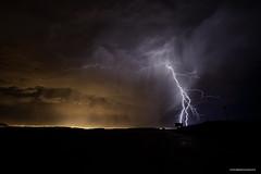 Storm Chasing 2016 July 29 (marcsanchezphoto) Tags: sky blackbackground lasvegas nevada wx weather stormchasing extremeweather vegas