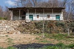 una casa in montagna (Clay Bass) Tags: 24105 balma baita buildings canon5d mountains natural trees