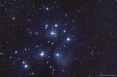 M45 Pleijaden
