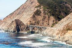 Let's Head on Up the Coast (Thomas Hawk) Tags: bixbycreekbridge california highway1 usa unitedstates unitedstatesofamerica bridge fav10 fav25 fav50
