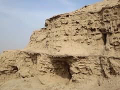 Sun-dried Bricks (D-Stanley) Tags: sumerian ziggurat uruk warka samawah iraq