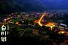 夜景 (bu2ngpac1) Tags: shirakawago unesco 白川郷 ひだ 岐阜県 合掌造り nightshot slowshutter nd4 夜景