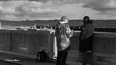 Fishermen (patrick_milan) Tags: saariysqualitypictures rope cordage aussire accastillage buoy boue flotteur hublot porthole bout taquet latch poulie pulley ra palan cloche bell hawser compass hlice propeller rudder safran gouvernail snap hook mousqueton manille shackle brest port harbour bateau ship boat voilier pche sailing fishing iroise ocean quay quai buoyant noiretblanc blackandwhite noir blanc monochrome nb bw black white street rue people personne gens streetview homme man viril beau boy garon beautiful portrait face candide