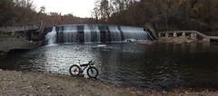 Bloede Dam (bdroit) Tags: fatbike fatbikes cube cubenutrail bloededam patapscostatepark patapscoriver atb mtb singletrack