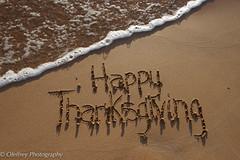 Happy Thanksgiving! (OJeffrey Photography) Tags: thanksgiving beach sand shoreline happythanksgiving ojeffreyphotography ojeffrey jeffowens maui hawaii hi nikon d800