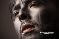 Luis Angel Monge Parageles (Alejandro717) Tags: nikon indoors flash portrait people performingarts face