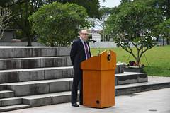 Img557602nx2 (veryamateurish) Tags: singapore remembranceday armisticeday wreathlaying cenotaph padang connaughtdrive singaporecricketclub
