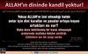 KANDİL OLAYI YALANDIR! (Oku Rabbinin Adiyla) Tags: allah kuran islam ayet verse god religion bible muslim istanbul kandil miraç regaip ramazan mevlit islamic