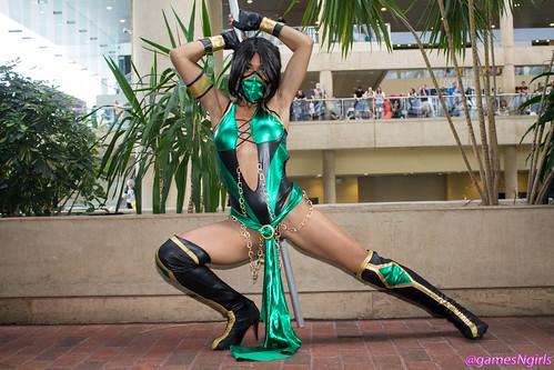 Jade Cosplay Mortal Kombat A Photo On Flickriver