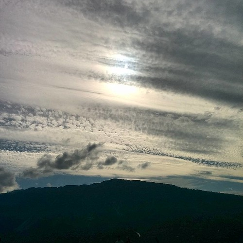 Nuvole a cirri