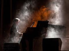Swingin'Bolling at 24h du swing ((Virginie Le Carré)) Tags: show music festival night concert live smoke piano jazz swing nuit lightandshadow personne musique artiste musicien fumée gironde ombreetlumière monsegur pianniste 24hduswing