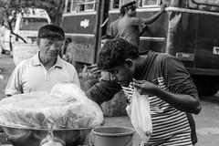Street Vender (Aadil Chouji Schiffer) Tags: street b people blackandwhite bw white black streets person photography mono blackwhite sale w n monotone sri lanka srilanka bandw potrait sales blacknwhite selling seller bnw kandy vender potraits lankan sells monos monochorme venders singletone