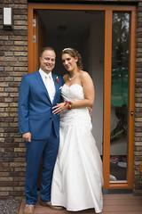 Het bruidspaar