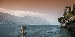 Lake Garda / Gardasee (steyerac) Tags: italien lake mountains landscape garda wasser landschaft gardasee