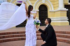 Jhon + Natalia (juandavid.enriquez) Tags: plaza brick love couple place photoshoot pareja teather teeatro